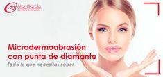 La microdermoabrasión con punta de diamante es un tratamiento de medicina estética que permite la regeneración y limpieza de la piel en tiempo récord.