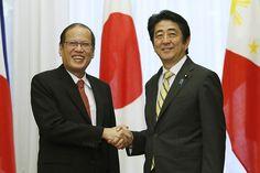 アキノ比大統領、日本の集団的自衛権行使を支持―安倍首相と会談 - WSJ  :     Philippine President Backs Abe's Military Push Benigno Aquino III Throws Support Behind Idea of Collective Self-Defense