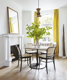 Go behind the scenes of designer Joel Bray's most ambitious project yet: the complete overhaul of his own Victorian rowhouse. | Photographer: Valerie Wilcox