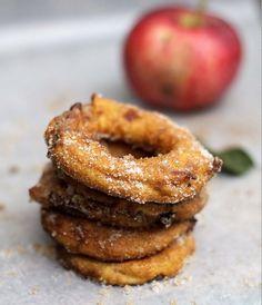 La collation d'automne parfaite...La rondelle de pomme cannelle et sucre - Recettes - Recettes simples et géniales! - Ma Fourchette - Délicieuses recettes de cuisine, astuces culinaires et plus encore!