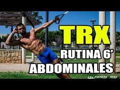 La mejor Rutina TRX || Entrenamiento HIIT 10 Minutos TRX TRAINING - YouTube