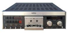 Platine cassette Revox - Studer B710 MKII - www.remix-numerisation.fr - Numérisation cassette audio - Numérisation K7 - Transfert copie cassette audio