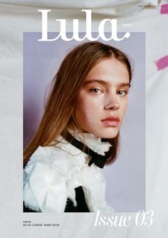 Lula Japan Issue 3 Cover (Lula Japan) Sasha Belyaeva / STARSYSTEM