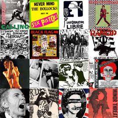 Punk Rock Buttons | Do It Yourself: The Punk Art Phenomenon