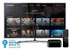 KNIPPR kijken via Apple TV4