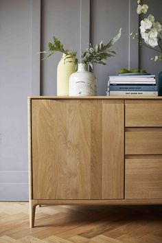 Scandi Seaside evokes the purest elements of coastal living… natural light, a lived-in ambience and beautiful, pared back style. Art Nouveau, Asian, Design Concepts, Coastal Living, Sideboard, Natural Light, Seaside, Pure Products, Interior