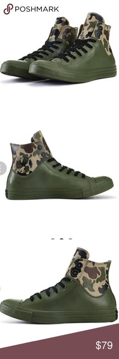 💥SALE💥💥 Converse Chunck Taylor Rubber Sneakers Men size 6 Women size 8 New with out box  No trades,  bundle discount Converse Shoes Combat & Moto Boots