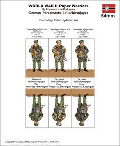 Set-8.1 camouflages splinter green pants