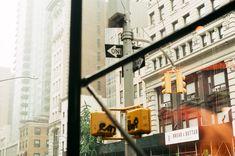 new york 2018 film 35mm Film, Film Photography, New York, Peace, Fall, Autumn, New York City, Fall Season, Nyc