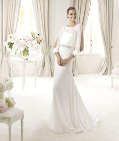 Pronovias te presenta el vestido de novia Ulaga. Fashion 2013.   Pronovias