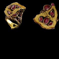 Jewellery Theatre - Caravaggio High Jewellery Ring