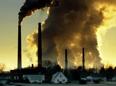Global warming is caused by the gasses that are released into the air from factories and cars. The gas that is released into the air the most is carbon dioxide.