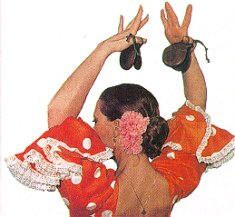 1000 images about castanets on pinterest flamenco