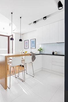 minimalistic Kitchen by Ayuko Studio