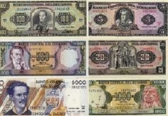 Up until 2000, the Ecuadorian sucres was used as currency in Ecuador. Today, the US dollar is used.