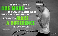 Court Lessons: Victoria Azarenka #NikeTennis
