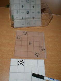 Dessiner sur la planche blanche quadrillée, les dessins représentés sur un quadrillage imprimé sur du calque. Pour se corriger ou se guider, ils placent le calque par dessus la planche blanche.
