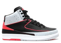 a4dc89a912f5 Jordan 2 Retro Mens Shoes Black InfraredPure PlatinumWhite 385475023 DM US      Be sure to check out this awesome product. (This is an affiliate link  and I ...