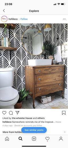Interior Design Living Room, Living Room Designs, Bench, Vanity, Bathroom, Storage, Furniture, Home Decor, Vanity Area