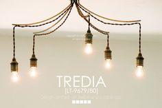 【 インターフォルム 】TREDIA [ トレディア ] ■ペンダントライト :INTERFORM