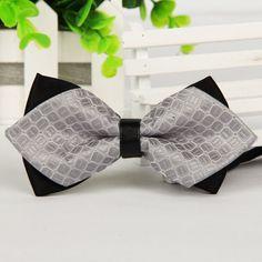 New Formal Commercial Bow Tie Fashion Men Bowties For Boys Accessories Cravat Bowtie