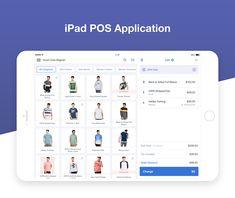 Point Of Sale Dashboard projects Form Design Web, Pos Design, Design Social, Design Food, App Ui Design, User Interface Design, Wireframe Mobile, Mobile App Ui, Ui Kit