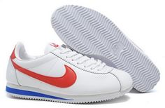 official photos 8fede 95bb3 Nike Classic Cortez Nylon Mens White Red Fur Shoes Cheap Nike Running Shoes,  Buy Nike