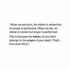 Islamic quotes #death