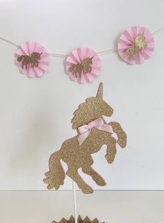 Unicorn Confetti Unicorn Party Decor Pastel Unicorn