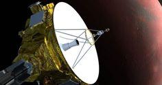 New Horizons uyandırıldı