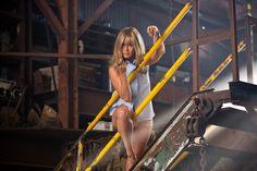 #JenniferAniston è #RoseMiller in Come #TiSpaccioLaFamiglia: spogliarellista, non mamma. Dal 12 Settembre al cinema.