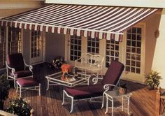 Benefits of Awnings: Residential & Commercial awnings from Sandone Productions - Dallas - FT Worth TX.