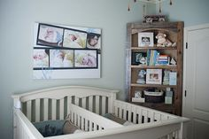 AMAZING CRIB!!!  For twins...so adorable....I don't need this, but it is so cute I couldn't resist pinning it!!
