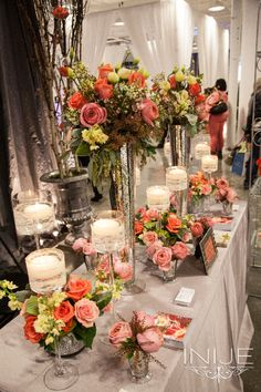 Photos | Bridal Extravaganza of Atlanta Bridal Show...kinda what i was thinking of