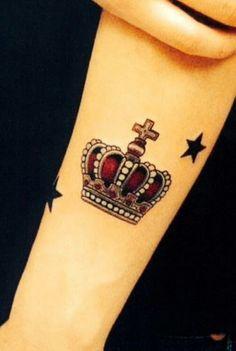 old school crown tattoo에 대한 이미지 검색결과