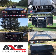 Mini Deck for Sale! Call AXE 888-832-6716 Ask for Sasha  @sasha.axetrailers with USED 2018 Mini Deck 40 Ton XL specialized FOR SALE NO FET 917-400-3468 Sasha@axetrailers.com #usedtrailersforsale #NOFET #axetrailers #minideck #sale #construction #excavation #crane #demolition #agriculture #americanmade