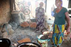 Kuli Kuli Factory   Eggon Nasarawa State   #JujuFilms #KuliKuli #Nigeria #Nasarawa