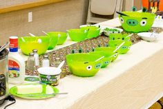 Angry bird party ideas - awesome ideas!!
