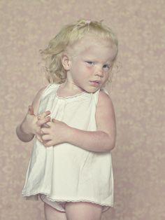 Zita Foto: mensen met Albinisme prachtig in beeld gebracht Nieuws Bizar