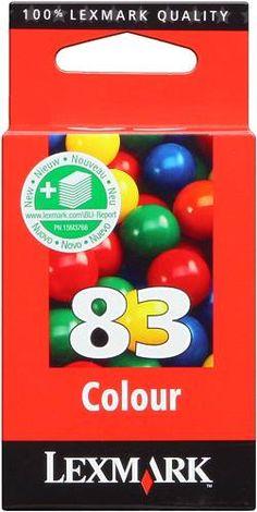 #Lexmark 83 cartuccia d'inchiostro colore  ad Euro 54.28 in #Lexmark #Cartucce