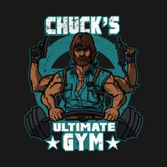 Chuck's Ultimate Gym