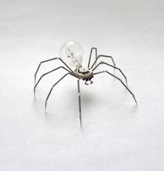 Clockwork Spider No 34 by AMechanicalMind.deviantart.com on @DeviantArt