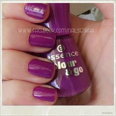 Essence Color&Go 132 Break Through. #essence #nails #notd #polish