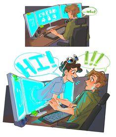 Dream Friends, Minecraft Fan Art, Just Dream, Dream Art, Ship Art, Dream Team, Art Reference, Madonna, Memes