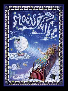 Moonalice / Doobie Decibel System 420 Gathering of the Tribe. April 19, 2015. Slim's, San Francisco, CA.