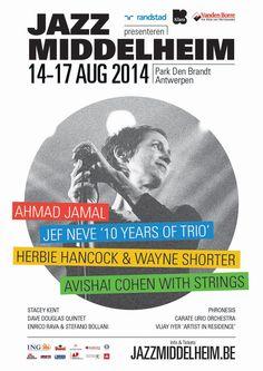 14-17 AUG | Jazz Middelheim 2014 | Antwerpen