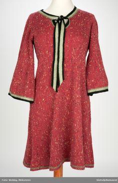 DigitaltMuseum - Kjole Bell Sleeves, Bell Sleeve Top, Dresses With Sleeves, Long Sleeve, Tops, Women, Fashion, Moda, Sleeve Dresses