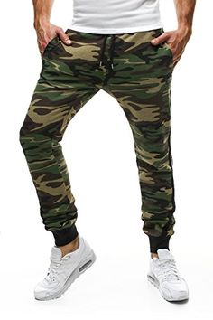 OZONEE Herren Hose Sporthose Jogginghose Fitness OZONEE MADMEXT 1124 – Styling Tipps Streetwear, Parachute Pants, Fitness, Style, Fashion, Sweat Pants, Trousers, Street Outfit, Swag