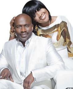 Brother and sister gospel duo BeBe and CeCe Winans