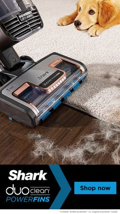 Meet DuoClean® PowerFins. Engineered to pick up MORE hair*—with no hair wrap. Pick up more in every pass.** House Cleaning Tips, Cleaning Hacks, Heavy Duty Floor Cleaner, Toy Room Organization, Apartment Needs, Clean Sweep, Making Life Easier, Cleaning Business, Backyard Retreat